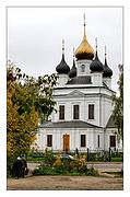 Рыбинск. Вознесения Господня, церковь