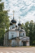 Рыбинск. Казанской иконы Божией Матери, церковь