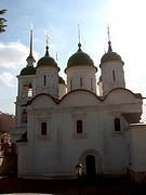 Церковь Троицы Живоначальной в Листах - Москва - Центральный административный округ (ЦАО) - г. Москва