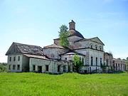 Церковь Покрова Пресвятой Богородицы - Вахнево - Никольский район - Вологодская область