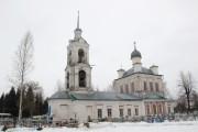 Церковь Успения Пресвятой Богородицы - Пошехонье - Пошехонский район - Ярославская область