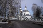Церковь Александра и Антонины в Селище - Кострома - Кострома, город - Костромская область