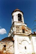 Церковь Антония Великого - Пески - Вологодский район - Вологодская область