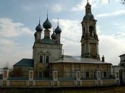 Церковь Николая Чудотворца - Саметь - Костромской район - Костромская область