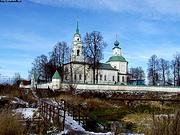 Церковь Спаса Нерукотворного Образа на Запрудне - Кострома - Кострома, город - Костромская область