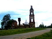 Воронье. Храмовый комплекс. Церкви Троицы Живоначальной и Успения Пресвятой Богородицы