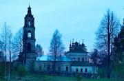 Церковь Воскресения Христова - Верховье - Солигаличский район - Костромская область