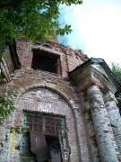 Церковь Илии Пророка - Высоко, урочище - Солигаличский район - Костромская область