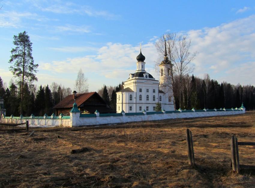 Село медведица костромской области старые фото
