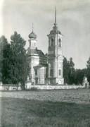 Церковь Николая Чудотворца - Николо-Бережки - Островский район - Костромская область
