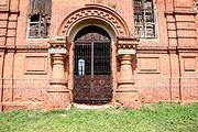 Церковь Покрова Пресвятой Богородицы - Сидоровское - Красносельский район - Костромская область