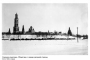 Симонов мужской монастырь - Москва - Южный административный округ (ЮАО) - г. Москва