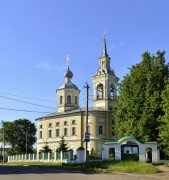Церковь Спаса Преображения - Нерехта - Нерехтский район - Костромская область