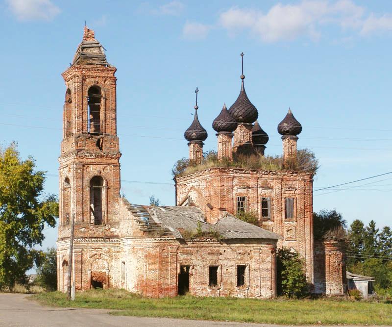 Церковь Спаса Преображения, Спас