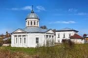Храмовый комплекс Преображенского прихода - Солигалич - Солигаличский район - Костромская область