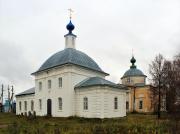 Судай. Храмовый комплекс. Церкви Благовещения Пресвятой Богородицы и Воскресения Христова