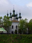 Кинешма. Храмовый комплекс. Церкви Вознесения Господня и Иоанна Златоуста