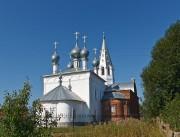 Церковь Воскресения Христова - Ёлнать - Юрьевецкий район - Ивановская область