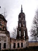 Церковь Николая Чудотворца - Кузьмино, урочище - Приволжский район - Ивановская область
