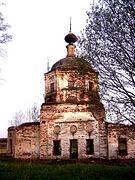 Кузьмино, урочище. Николая Чудотворца, церковь