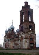 Горки-Чириковы. Воскресения Христова, церковь