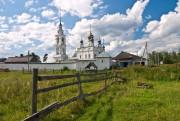 Николо-Тихонов Лухский монастырь - Тимирязево - Лухский район - Ивановская область