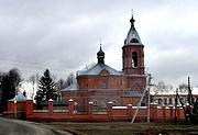 Церковь Воздвижения Креста Господня-Дунилово-Шуйский район-Ивановская область-Павел