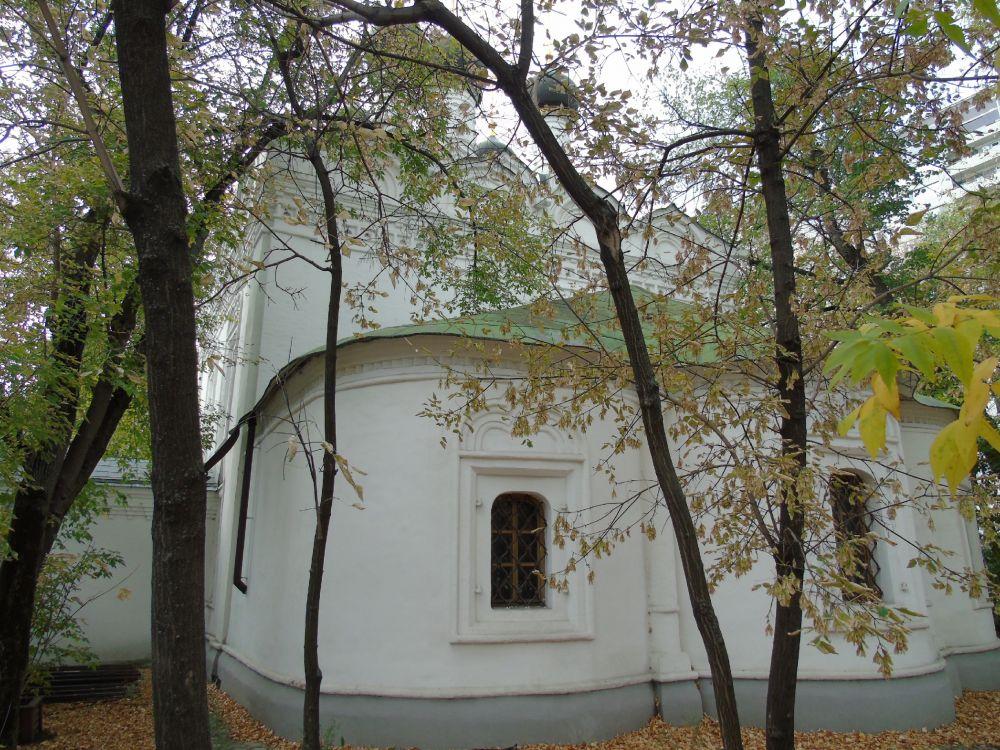 Церковь Николая Чудотворца на Студенце, Москва