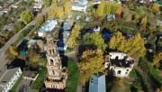 Петропавловский монастырь. Колокольня - Юрьев-Польский - Юрьев-Польский район - Владимирская область