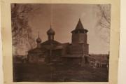Заянье. Николая Чудотворца (деревянная, старая), церковь