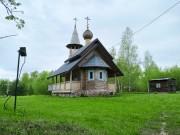Брикет. Левкия Волоколамского, церковь