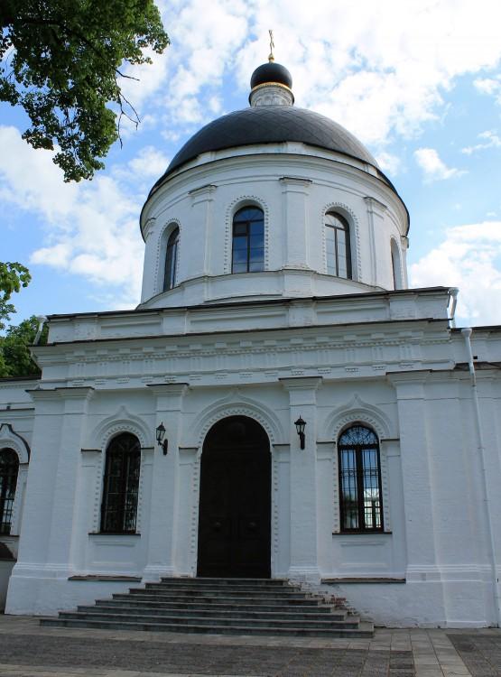 Церковь Николая Чудотворца, Мансурово