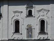 Успенский Косьмин мужской монастырь. Церковь Николая Чудотворца - Небылое - Юрьев-Польский район - Владимирская область