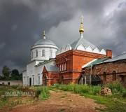 Николаевский Клобуков монастырь - Кашин - Кашинский городской округ - Тверская область