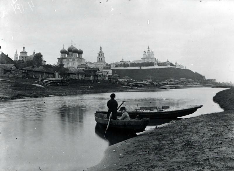 Картинка города вятки и реки вятка