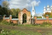 Церковь Воскресения Словущего - Воскресенское - Нерехтский район - Костромская область