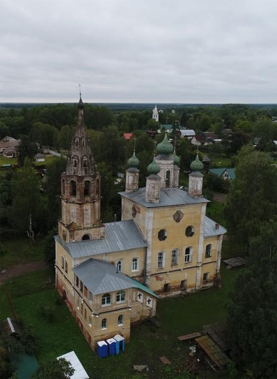 Церковь Спаса Нерукотворного Образа и Михаила Архангела (Спасо-Архангельская), Тутаев