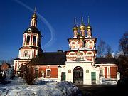 Церковь Рождества Христова в Измайлове - Измайлово - Восточный административный округ (ВАО) - г. Москва