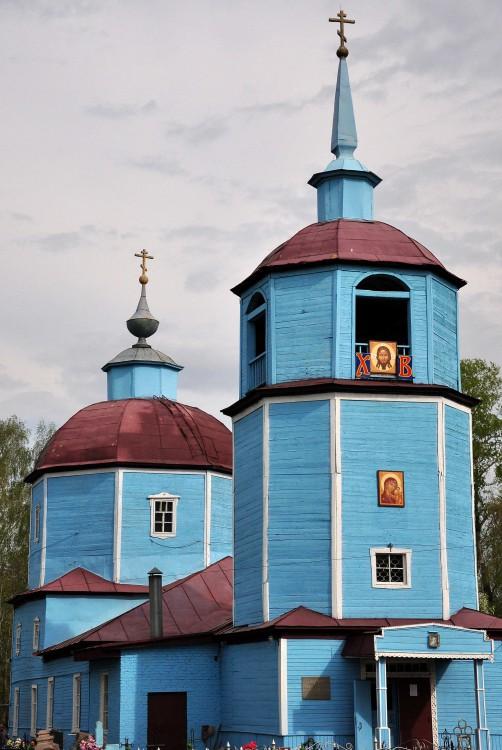 Церковь Казанской иконы Божией Матери в Сушкове, Луховицы