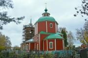 Луховицы. Казанской иконы Божией Матери в Сушкове, церковь