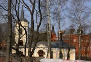 Церковь Покрова Пресвятой Богородицы в Покровском-Стрешневе - Покровское-Стрешнево - Северо-Западный административный округ (СЗАО) - г. Москва