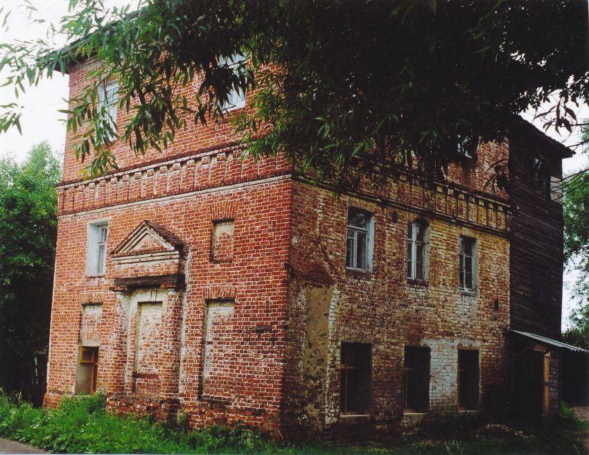 Петровский монастырь, Ростов