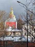 Гагаринский. Андреевский мужской монастырь. Церковь Воскресения Христова в Пленницах