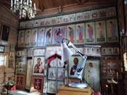 Южное Бутово. Новомучеников и исповедников Церкви Русской в Бутове (старая), церковь