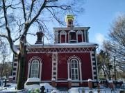 Северное Бутово. Параскевы Пятницы в Качалове, церковь