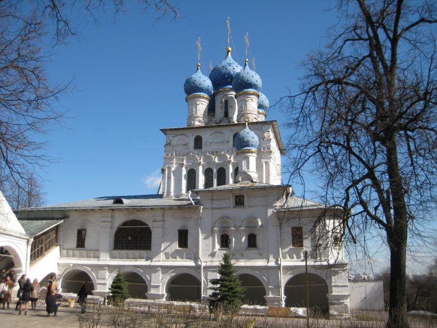 Церковь Казанской иконы Божией Матери в Коломенском, Москва