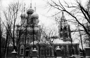 Церковь Ризоположения (Положения ризы Христа Спасителя в Успенском соборе в Москве) на Донской - Донской - Южный административный округ (ЮАО) - г. Москва