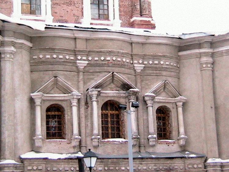 Симонов мужской монастырь. Церковь Тихвинской иконы Божией Матери, РњРѕСЃРєРІР°
