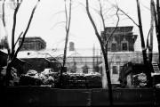Симонов мужской монастырь. Церковь Тихвинской иконы Божией Матери - Даниловский - Южный административный округ (ЮАО) - г. Москва