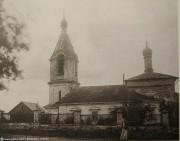 Церковь Николая Чудотворца в Сабурове - Москворечье-Сабурово - Южный административный округ (ЮАО) - г. Москва